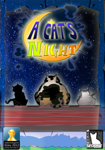 A CAT'S NIGHT COVER