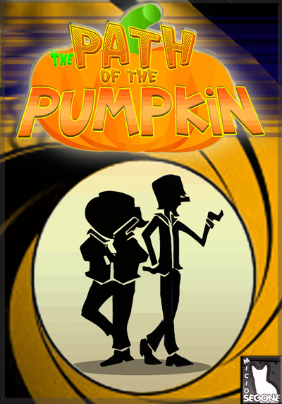 THE PATH OF THE PUMPKIN COVER